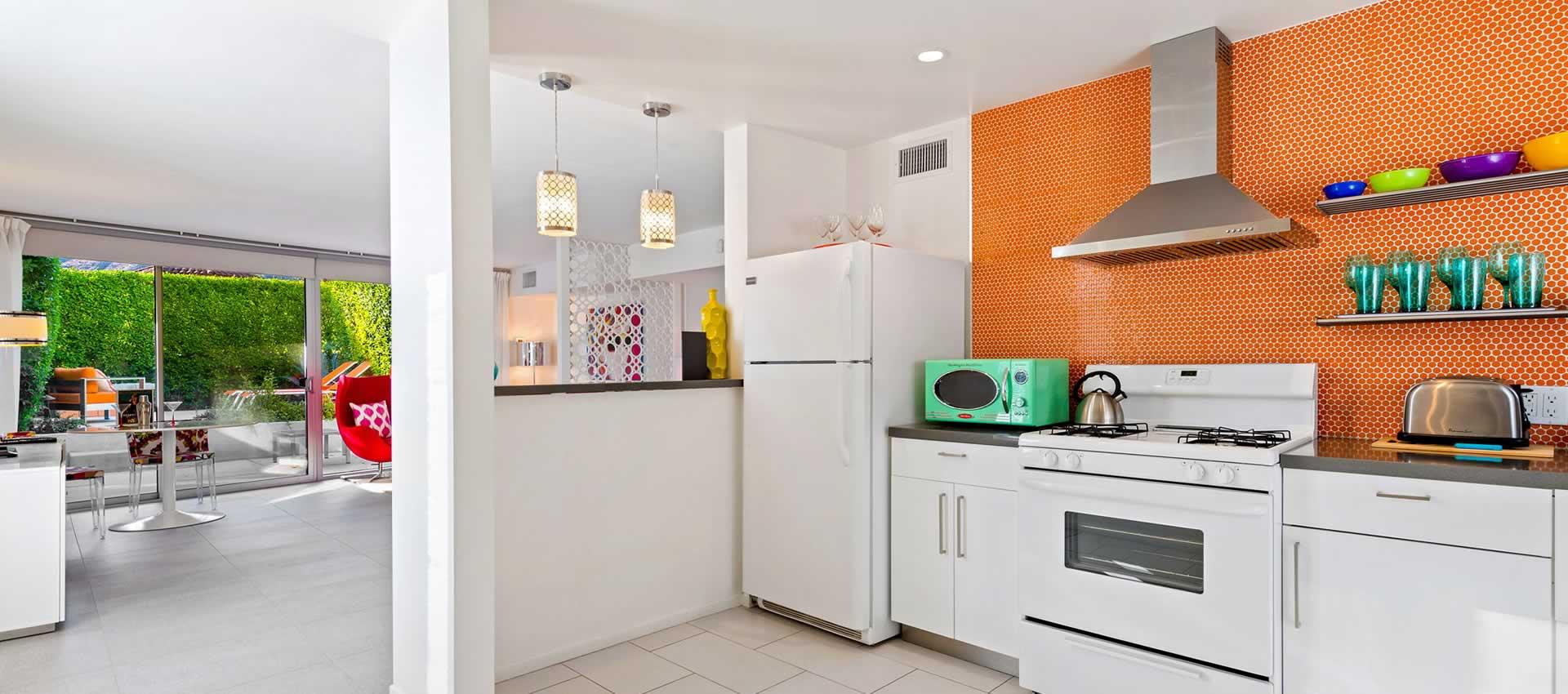 Studio 103 ADA - Kitchen