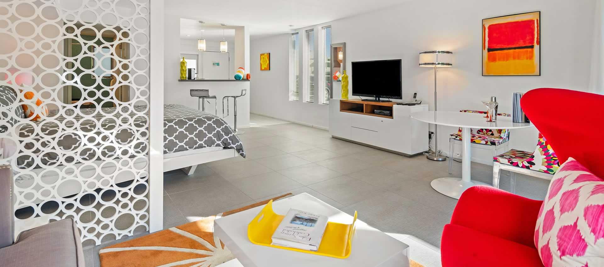 Studio 103 ADA - Room View