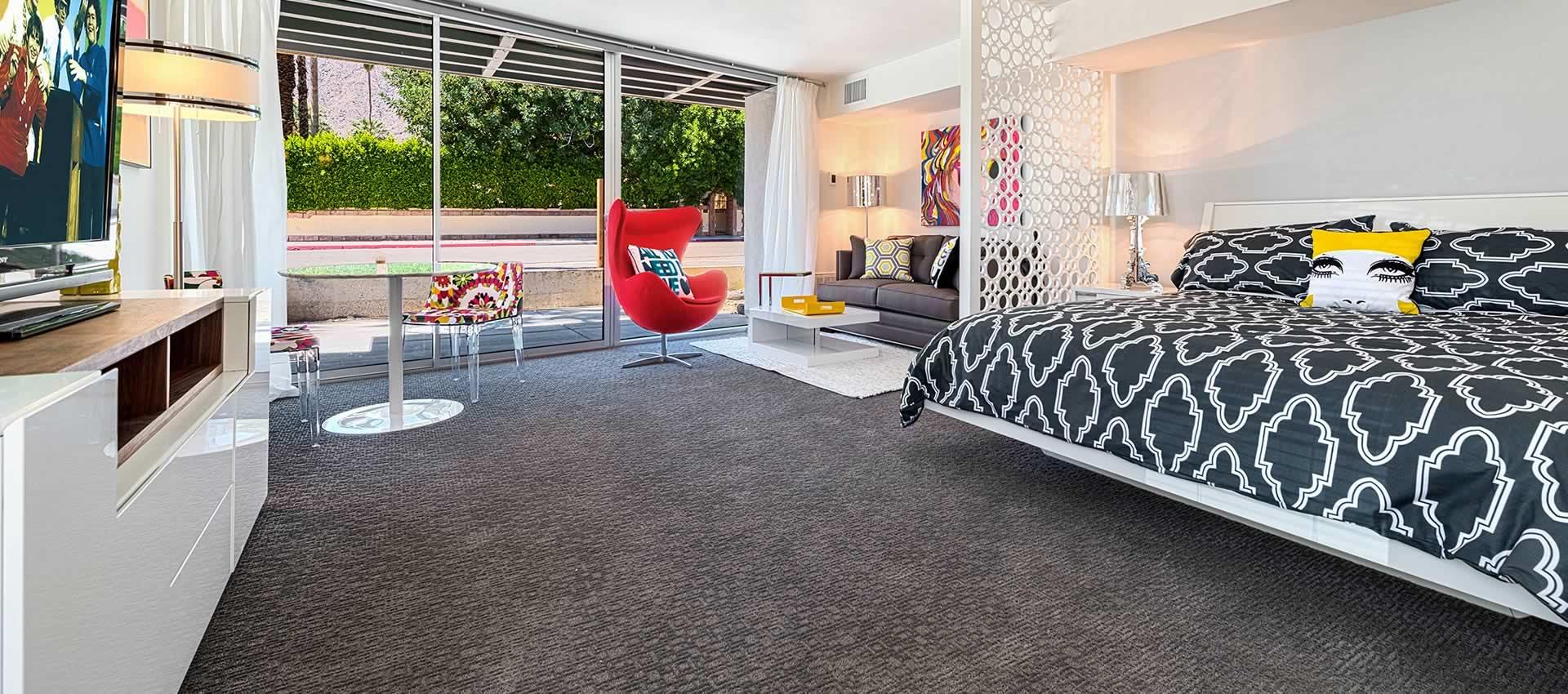 twist-hotel-studio-bed